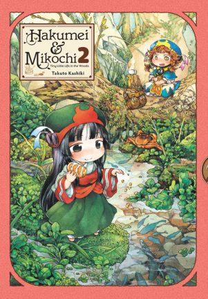 Hakumei and Mikochi (EN) T.02   9781975302900