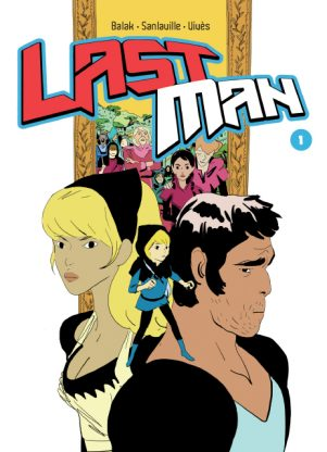 Lastman  T.01 | 9782203047730