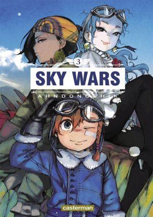 Sky wars T.03 | 9782203185951