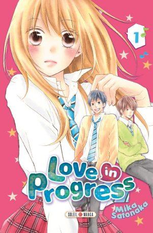 Love in progress T.01 | 9782302059962