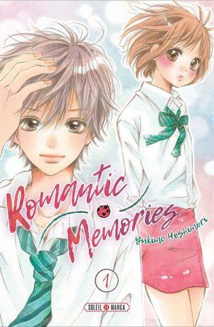 Romantic Memories T.01   9782302059986
