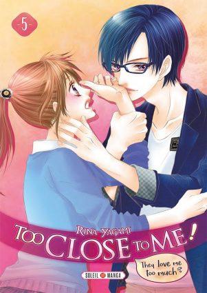Too close to me T.05   9782302076396