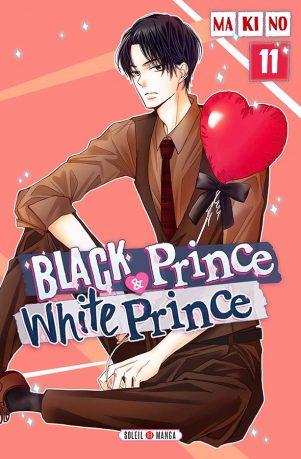 Black Prince & White Prince T.11 | 9782302076693