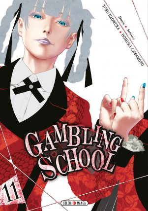 Gambling School T.11 | 9782302079052