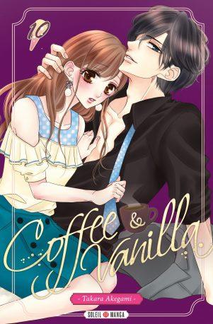 Coffee and Vanilla T.10 | 9782302079137