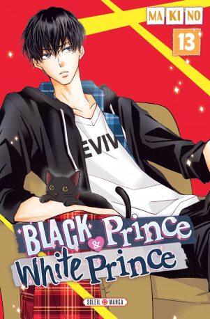 Black Prince & White Prince T.13 | 9782302080393