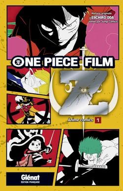 One Piece - Anime Comics: Z T.01   9782344003480