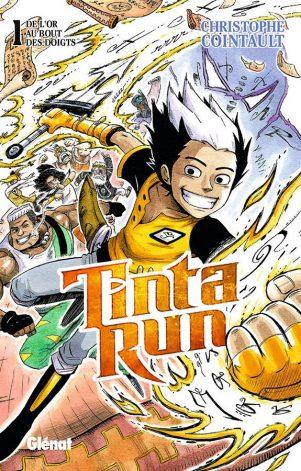 Tinta Run  T.01 | 9782344024577