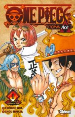 One Piece - Roman T.02 Roman Ace | 9782344038796