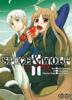 Spice and Wolf T.01 | 9782351806173