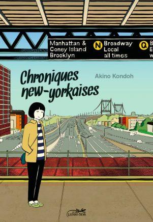 Chroniques new-yorkaises T.01 | 9782353480869