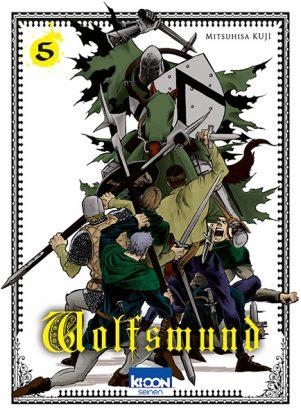 Wolfsmund T.05 | 9782355926372
