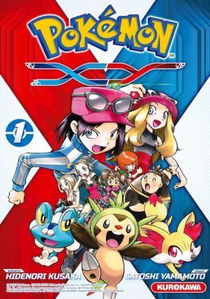 Pokemon - XY T.01   9782368520109