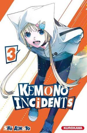 Kemono incidents T.03 | 9782368527504