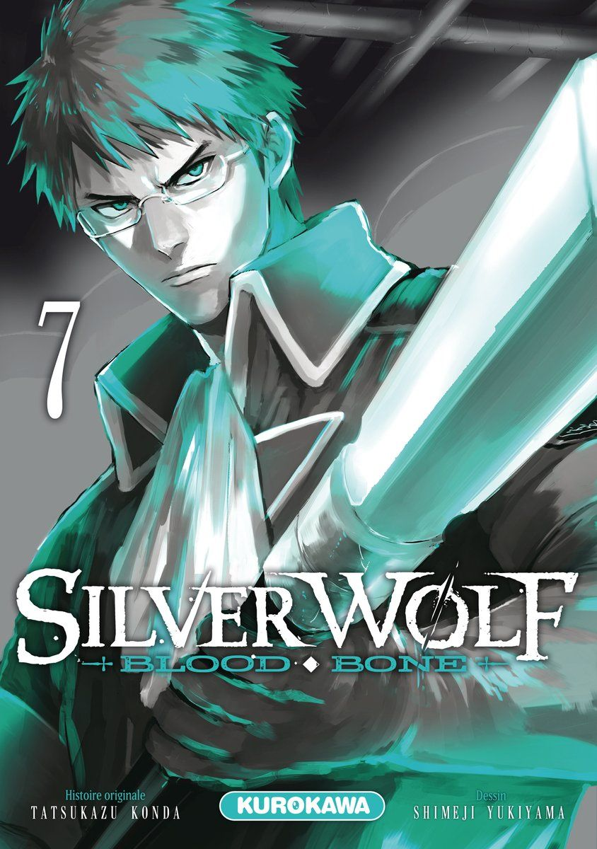 Silver Wolf  T.07 | 9782368527603