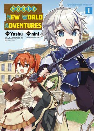 Noble New world adventures T.01 | 9782372874724