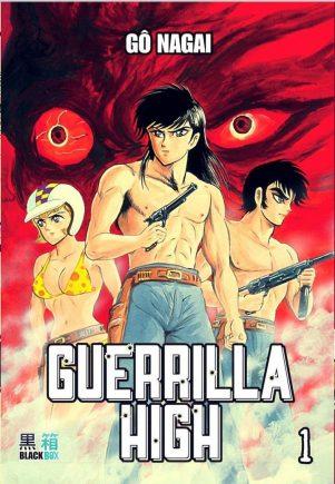 Guerrilla high  T.01 | 9782374120683