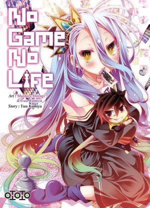 No game no life T.01 | 9782377171002