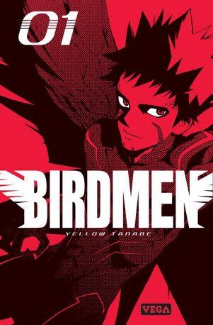 Birdmen T.01   9782379500305