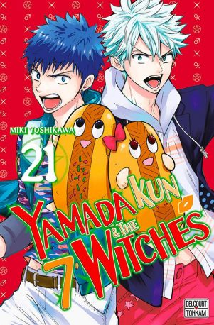Yamada-Kun and the 7 Witches T.21   9782413013785
