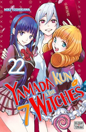 Yamada-Kun and the 7 Witches T.22   9782413013792
