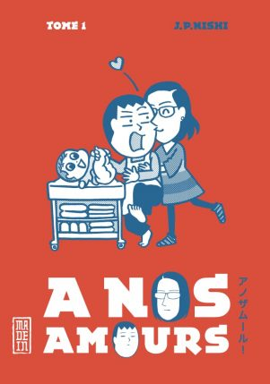 A nos amours T.01 | 9782505069300