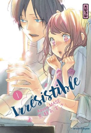 Irresistible T.01 | 9782505071433