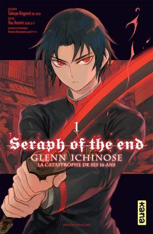 Seraph of the end - Glenn Ichinose T.01 | 9782505076612
