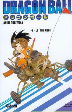 Dragon Ball - Ed. Originale - Sens Japonais T.04 | 9782723434652