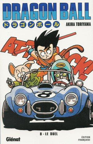 Dragon Ball - Ed. Originale - Sens Japonais T.08 | 9782723446884