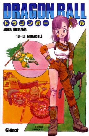 Dragon Ball - Ed. Originale - Sens Japonais T.10 | 9782723446914