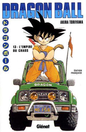 Dragon Ball - Ed. Originale - Sens Japonais T.13 | 9782723448352