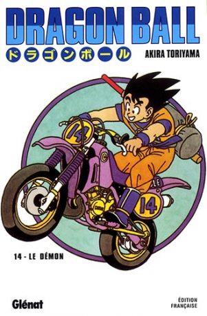 Dragon Ball - Ed. Originale - Sens Japonais T.14 | 9782723448369