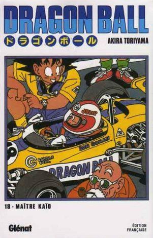 Dragon Ball - Ed. Originale - Sens Japonais T.18 | 9782723448420