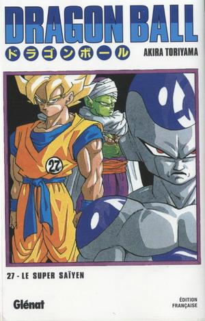 Dragon Ball - Ed. Originale - Sens Japonais T.27 | 9782723449243