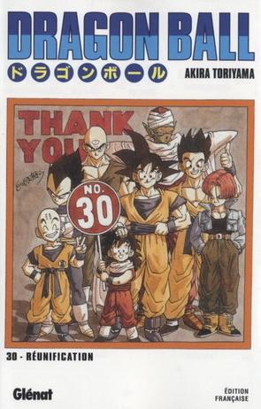 Dragon Ball - Ed. Originale - Sens Japonais T.30 | 9782723449274