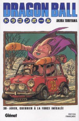 Dragon Ball - Ed. Originale - Sens Japonais T.39 | 9782723449366