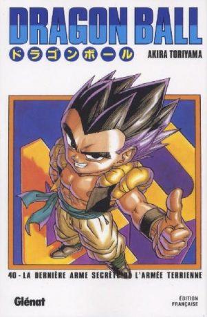 Dragon Ball - Ed. Originale - Sens Japonais T.40 | 9782723449373