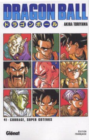 Dragon Ball - Ed. Originale - Sens Japonais T.41 | 9782723449380