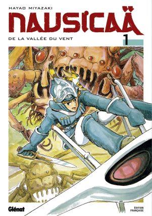 Nausicaa de la Vallee du Vent T.01 | 9782723468343
