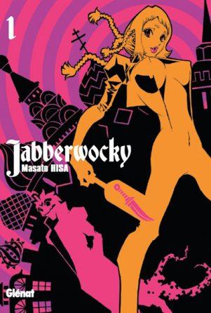Jabberwocky T.01 | 9782723498814