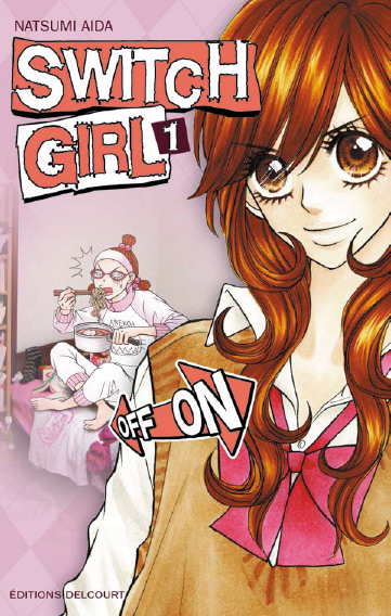 Switch Girl !! T.01   9782756015118