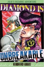 Jojo's Bizarre Adventure - Part.4 - Diamond is Unbreakable T.01 | 9782756069258