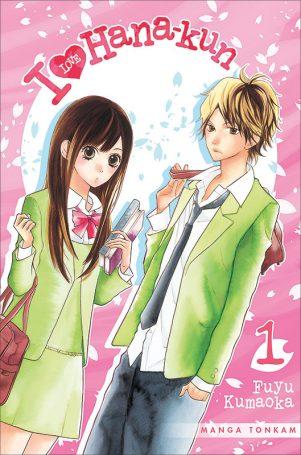 I love Hana-kun T.01 | 9782756072319
