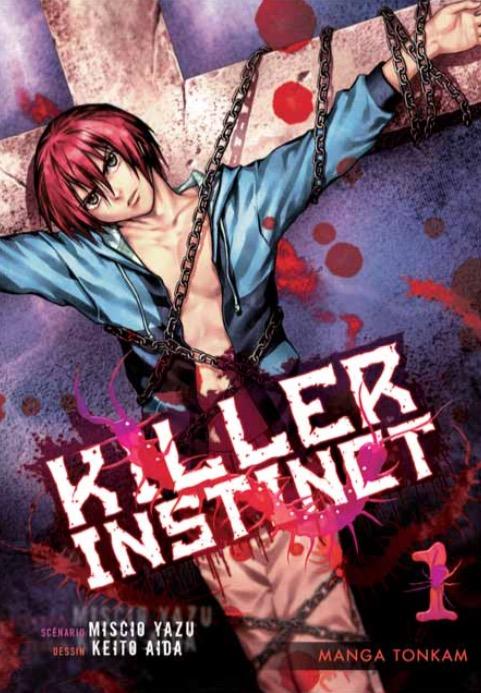 Killer Instinct T.01   9782756076652