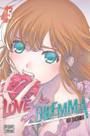 Love x Dilemma  T.05 | 9782756083865
