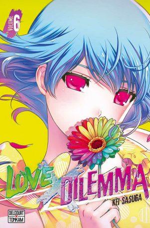 Love x Dilemma  T.06 | 9782756095257