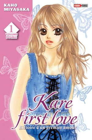 Kare First Love - Ed. double T.01   9782809448177