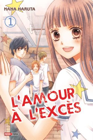 Amour a l'Exces  T.01 | 9782809455663