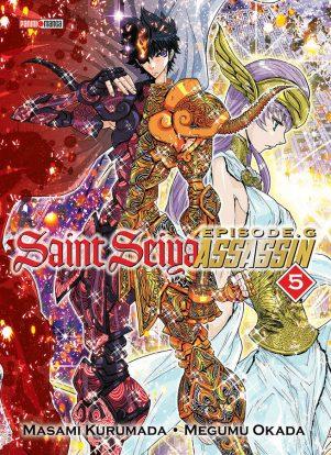 Saint Seiya - Episode G. Assassin  T.05   9782809458244
